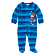 Disney Baby Collection Mickey Mouse Footed Bodysuit - Baby Boys newborn-24m