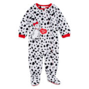 Disney Baby Collection 101 Dalmatians Footed Bodysuit - Baby Girls newborn-24m