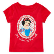 Disney Collection Snow White Graphic Tee - Baby Girls newborn-24m