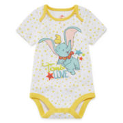 Disney Baby Collection Dumbo Bodysuit - Baby Girls newborn-24m