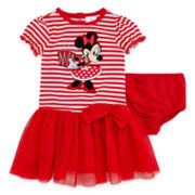 Disney Baby Collection Minnie Mouse Tutu Dress - Baby Girls newborn-24m
