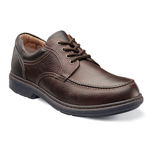 Nunn Bush® Wayne Mens Leather Oxfords