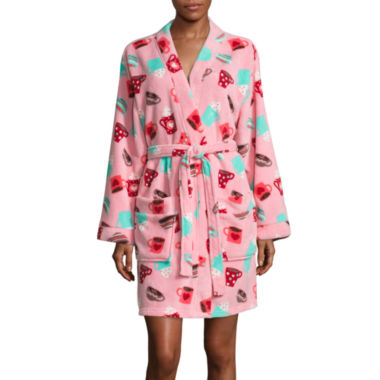 jcpenney.com | Pj Couture Long Sleeve Robe-Juniors