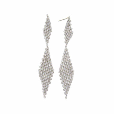 jcpenney.com | Vieste Rosa Chandelier Earrings