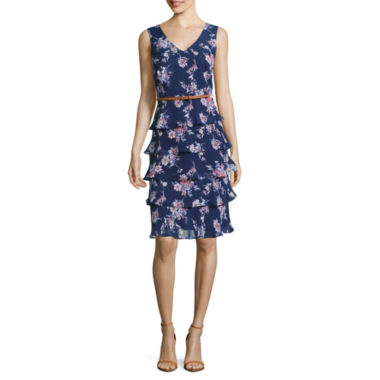 jcpenney.com | Alyx Sleeveless Fit & Flare Dress