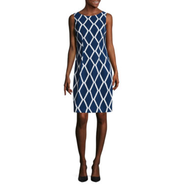 jcpenney.com | Alyx Sleeveless Sheath Dress