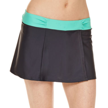 jcpenney.com | Free Country Solid Swim Skirt