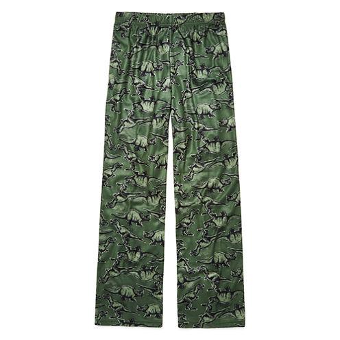 Jelli Fish Kids Pajama Pants-Big Kid Boys