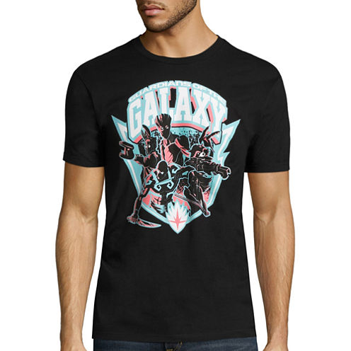 Guardians of the Galaxy Marvel Graphic T-Shirt
