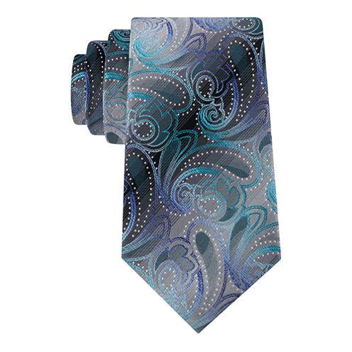 Van Heusen Flex Tech Dimensional Paisley Tie