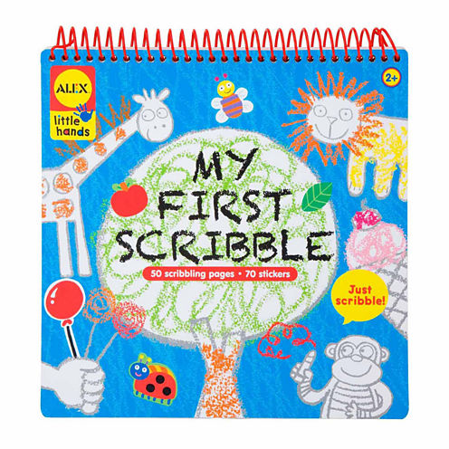 Alex Toys Little Hands First Scribble Discovery Toy
