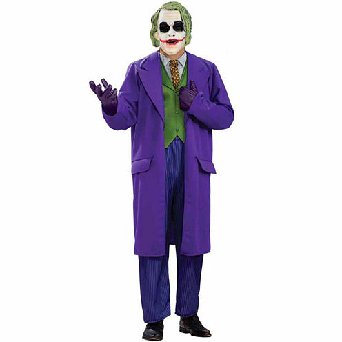 Batman Dark Knight The Joker 5-pc. DC Comics DressUp Costume