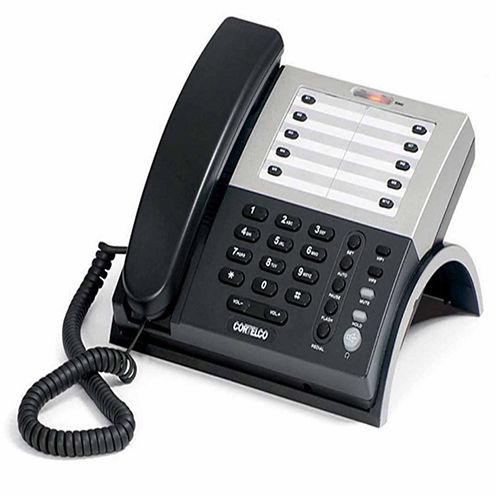 Cortelco ITT-1203 Basic Corded Single-Line Business Telephone with Speaker