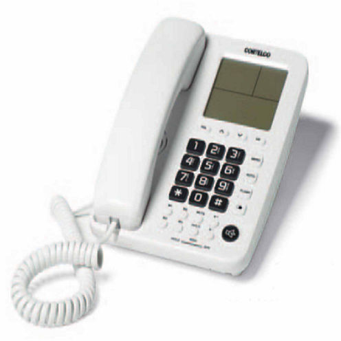 Cortelco ITT-2109 Large Backlit Corded with Speakerphone