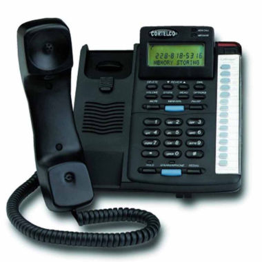 jcpenney.com | Cortelco ITT-2200 Colleague Single Line Corded Telephone with Caller ID