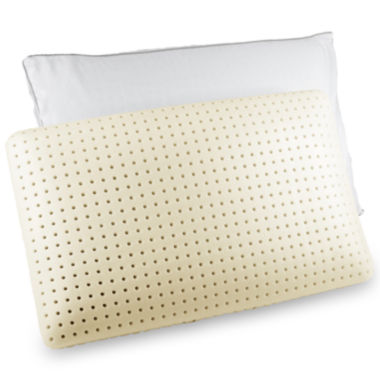 jcpenney.com | Authentic Comfort® Back and Side Sleeper Memory Foam Pillow