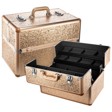 jcpenney.com | SEPHORA COLLECTION Sparkle & Shine XL Traincase
