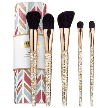 jcpenney.com | SEPHORA COLLECTION VESSEL CANISTER BRUSH SET