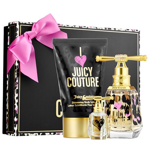 Juicy Couture I Love Juicy Couture Gift Set