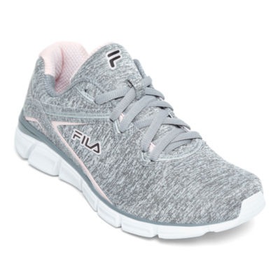 0ba32fef69232 Fila Memory Vernato Heather Womens Lace-up Running Shoes - JCPenney