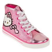 Hello Kitty® Jasmine Girls High-Top Sneakers - Little Kids/Big Kids