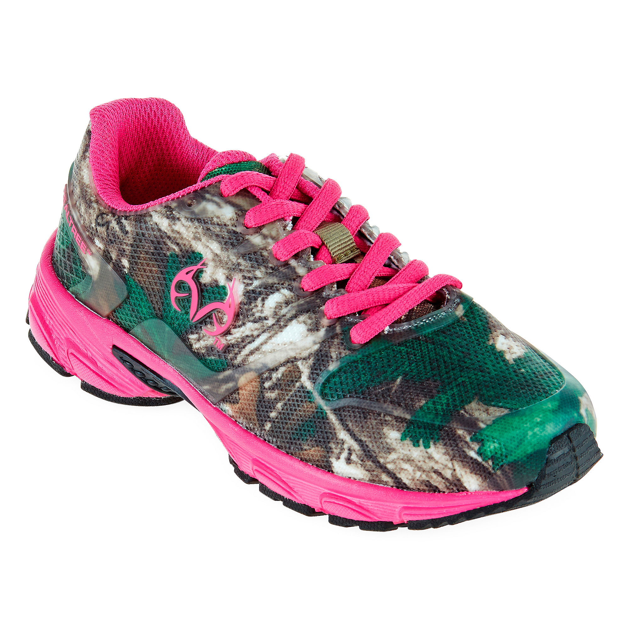 1413ab3c62bb4 ... PINK GREEN UPC 610152168093 product image for Realtree Cobra Girls  Athletic Shoes - Little Kids/Big Kids ...