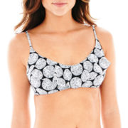 Stylus™ Ruffled Bra Swim Top