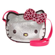 Hello Kitty® Sequin Crossbody Bag - Girls