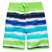Arizona Ombre Swim Trunks – Boys 4-7
