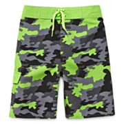 Arizona Camo Swim Trunks - Boys 4-7
