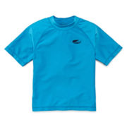 Arizona Short-Sleeve Rash Guard - Preschool Boys 4-7