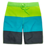 Arizona Colorblock Swim Trunks - Boys 8-20