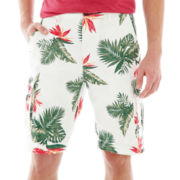 Arizona Floral Cargo Shorts