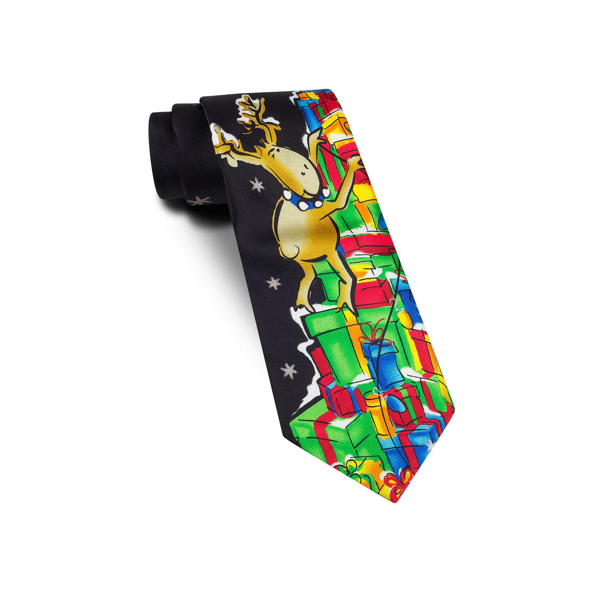 UPC 748763845253 - Jerry Garcia Merry Christmas Tie | upcitemdb.com