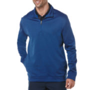 PGA TOUR® Quarter-Zip Fleece Pullover