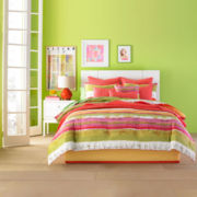 Q by Queen Street® Cameron Striped Comforter Set