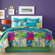 Q by Queen Street® Yvonne Floral Comforter Set