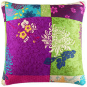 Queen Street® Yvonne Square Decorative Pillow