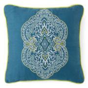 Ideology Alexis Square Decorative Pillow