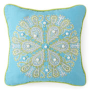 Ideology Naomi Square Decorative Pillow
