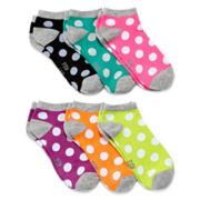 6-pk. Low-Cut Socks