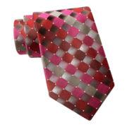 Van Heusen® Geo Dot Silk Tie
