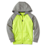 Xersion™ Zip-Up Hoodie – Boys 2t-6