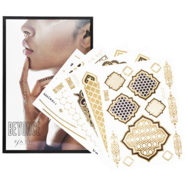 jcpenney.com | Flash Tattoos Beyoncé