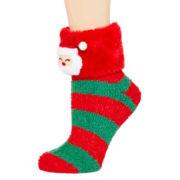 Mixit™ Womens 3D Critter Socks