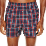 Stafford® 2-pk. Blended Cotton Boxers