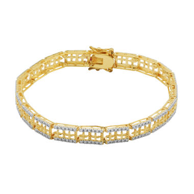 jcpenney.com | Sparkle Allure White Diamond Chain Bracelet