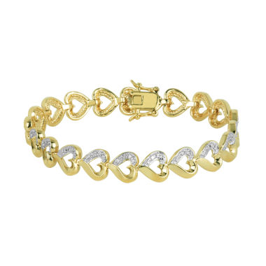 jcpenney.com | Sparkle Allure Womens Bangle Bracelet