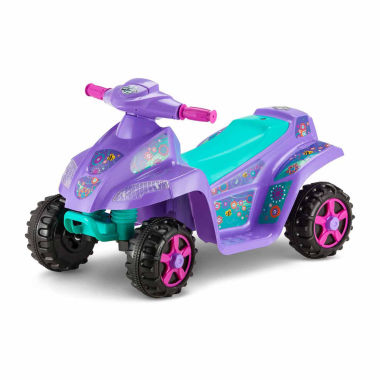 jcpenney.com | KidTrax Melody 6V Toddler Quad Electric Ride-on