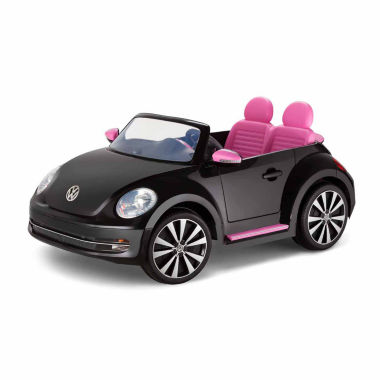 jcpenney.com | KidTrax VW Beetle 12V Electric Ride-on